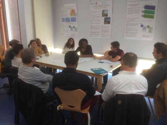 Témoignage sur la formation locale d'une équipe pédagogique sur les modalités d'apprentissage